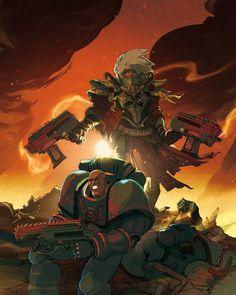 Warhammer by Bisart on deviantART
