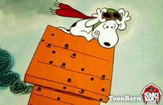 snoopy wwi flying ace - Google Search
