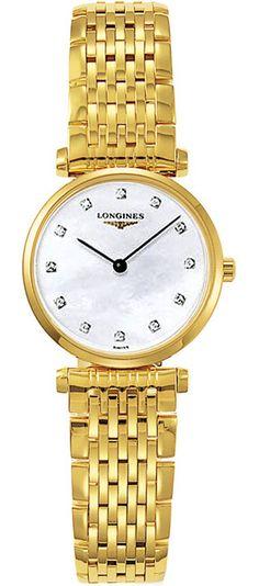 L4.209.2.87.8, L42092878, Longines la grande classique dmd watch, ladies