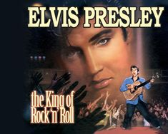"""Often refered to as the King of Rock N Roll, he actually disliked the name saying """"Jesus Christ is the King I am just an entertainer"""""""