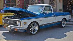 Custom Pickup Trucks, Classic Pickup Trucks, C10 Trucks, Lifted Chevy Trucks, Chevrolet Trucks, 1957 Chevrolet, 67 72 Chevy Truck, Chevy Diesel Trucks, Chevy C10