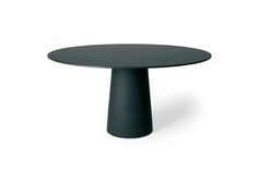 Container Table HPL Round 140cm from Space Furniture