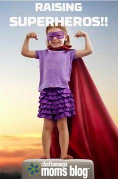 Raising Superheros (Volunteering with Your Kids) | Chattanooga Moms Blog