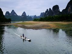 Li River - Guilin to Yangshuo by Phil @ Delfryn Design, via Flickr