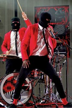 Few bands have seen more success over the past five years than Columbus, Ohio's Twenty One Pilots. The duo of singer and multi-instrumentalist Tyler Joseph and drummer Josh Dun have built a massive following out of a sound that touches on a wide variety of styles while anchored in raw, emotional lyrics.