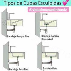 Bathroom Sink Design, Art Deco Bathroom, Concrete Bathroom, Bathroom Design Luxury, Washbasin Design, Kitchen Lighting Design, Architecture Building Design, Home Decor Quotes, Bath Decor