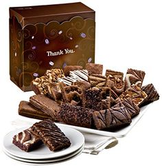 Fairytale Brownies Thank You Sprite 24 Gift Box