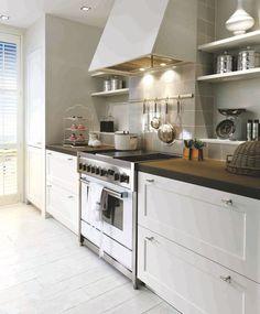 11 cuisines linéaires, en longueur - Côté Maison