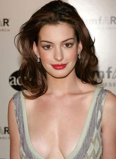 Anne hathaway sexy outdoors