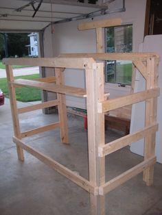 College Bed Loft (Twin XL)