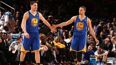 Splish Splash « How Stephen Curry and Klay Thompson became the NBA's best backcourt and helped the Golden State Warriors to the top of the league's standings