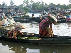 Lihat Selengkapnya @firman2870 Instagram photos | Lok Baintan Floating Market