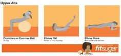 Print It: FitSugar All Abs Workout