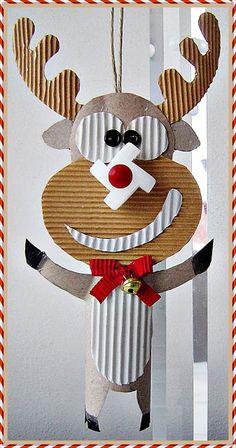 Le Ghirlande: Rudolph portalettere