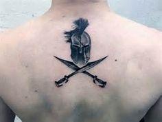 Suche Spartan disenos de tatuajes para hombres. Ansichten 14131.