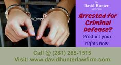 Aggressive DWI Lawyer To Protect Your Rights  Have you been charged with a DWI and need an experienced attorney in your denial? An aggressive DWI lawyer for traffic violations, legal information and more. If you or someone you know has been arrested, please contact. http://www.davidhunterlawfirm.com