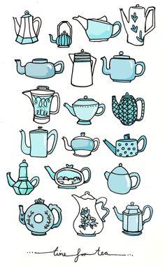 ...time for tea... Seth MacBeth Blog