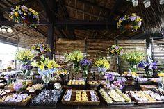 Decoração de Casamento: Amarelo e Lilás   Noivinhas de Luxo