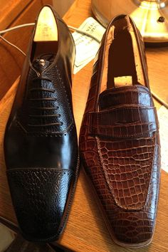 Cleverley loafer exquisite shape