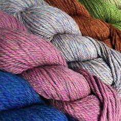 Aran Wool for Aran Knitting in an Alpaca Blend Yarn From Artesano.