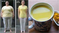 té de curcuma para adelgazar