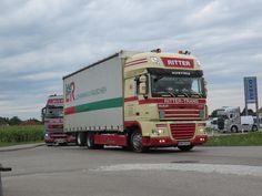 DAF XF 105.460. Truckertreffen Blindenmarkt 2015 Postby commander197 on 27 Jul 2015, 20:14  Ritter Trans #DAF #Color