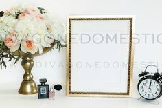 Styled Stock Photography | Desktop by divagonedomestic on Creative Market