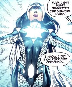 Doctor Kimiyo Hoshi was a prominent astronomer studying the uses of solar power, when she was called away from her studies to examine a cosm. Dc Doctor, Doctor Light, Anti Monitor, Wonder Twins, Blue Beetle, Hoshi, Dc Heroes, Teen Titans, Comic Character