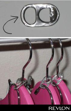 Organiza tu closet, y recicla!