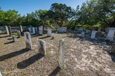 British Cemeteries - OuterBanks.com