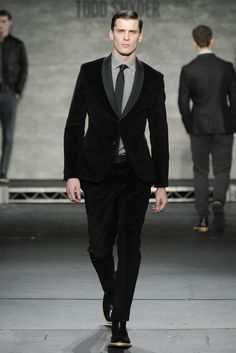Todd Snyder Men's RTW Fall 2014 - Slideshow - Runway, Fashion Week, Fashion Shows, Reviews and Fashion Images - WWD.com