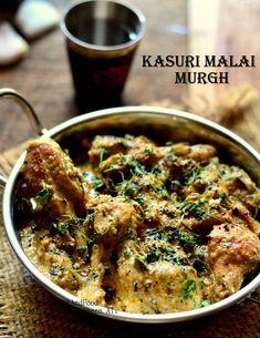 Kasuri Malai Murgh