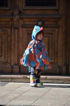 Vous vous souvenez de la peine que j'avais de ne pas avoir pu faire un costume au croquignolet pour Carnaval? Et bien c'est chose faite! Le Carnaval de Toulouse avait lieu Samedi soir sous nos fenêtres et c'était l'occasion de me lancer, enfin! J'ai jeté mon dévolu sur un costume de perroquet. Une [...]