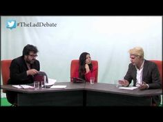 #TheLadDebate with Milo Yiannopoulos and Dr Theodore Koulouris