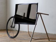 TV BARROW BY CHE-WEI WANG AND TAYLOR LEVY