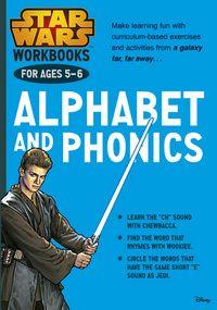 Star Wars Workbooks: Alphabet