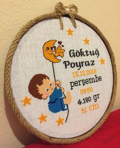 Baby Cross Stitch Patterns, Cross Stitch Embroidery, Sewing, Children, Decor, Baby Washcloth, Towels, Punto De Cruz, Tejidos