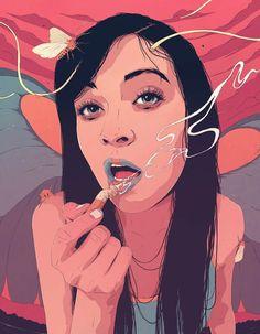 As incríveis ilustrações de Conrado Salinas!