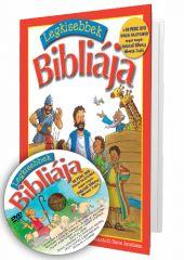 Legkisebbek Bibliája DVD - Gyermekkönyv - Kiadó Magánkiadás - Gwen