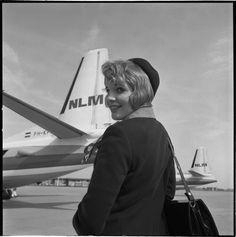 Vintage NLM Stewardess, 1973