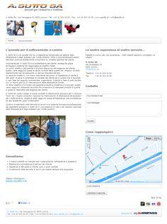 Commercio utensili, Bellinzona, Ticino, Lumino, Macchinari per l'industria e l'edilizia, funi e catene in acciaio, prodotti per l'artigianato