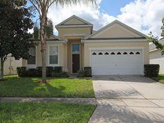8153 Fan Palm Way, Kissimmee FL is a 4 Bed / 3 Bath vacation home in Windsor Palms Resort near Walt Disney World Resort
