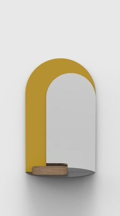 TROMPE L'OEIL | Alain Gilles - Mirror and tidy #BAD