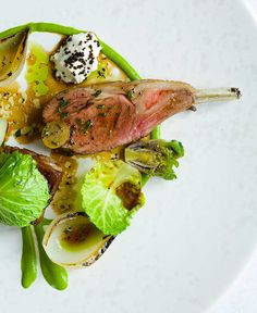 DINNER « The Ledbury