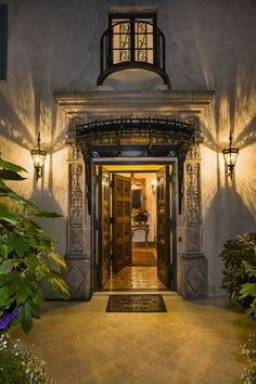 Design - Spanish Style Homes on Pinterest - Spanish Style Outdoor Entry