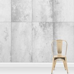 Our fabulous almost life like Concrete Effect Panel Wallpaper is ideal for making a feature wall in your home.  Designed by Woodchip & Magnolia, this realistic wallcovering will bring a unique and eclectic touch to any space.