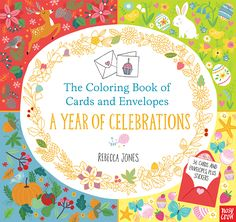 This book includes 36 cards and envelopes to celebrate holidays and other special moments including Valentine's Day, birthdays, Mother's Day, Father's day, and more. It also features thank you cards, congratulations messages, get well wishes, as well as blank cards to personalize, decorate, and send to family and friends. - new from @NosyCrow 9780763695293 / All ages