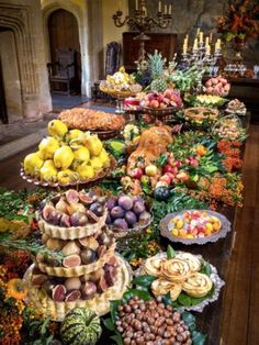 A Beautiful Feast!