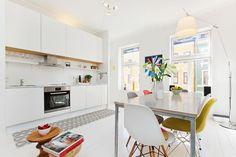 FINN – GRÜNERLØKKA: Lekker, arkitekttegnet 3(4)-roms med meget god planløsning og balkong, Oslo