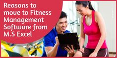 Gone are the days when #MSExcel was the only tool available for managing the day to day activities of any business. Due to this reason, many #gym #owners have already resorted to these #fitnessManagementSoftware. Read on to know more #benefits of using a #Software rather than M.S. #Excel.